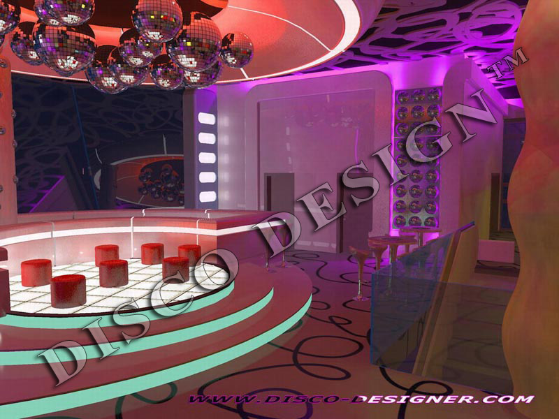 Interior Nightclub Design